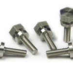 Slotted Metal Bolts