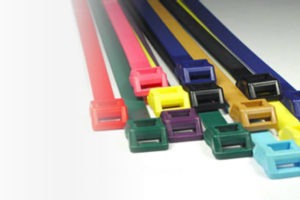 High Tensile Nylon Cable Straps.