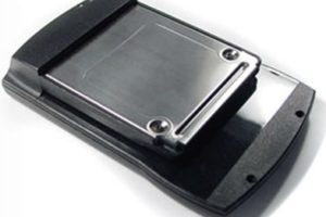 Precision Molded Enclosure.